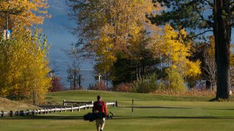 Brockway Golf Coure Lake Tahoe