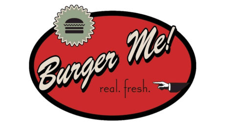 Burger Me logo