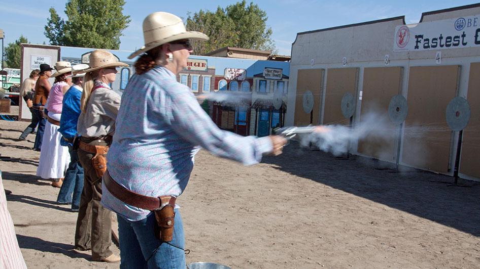 Fastest Gun Alive World Championship (Cowboy Fast Draw)