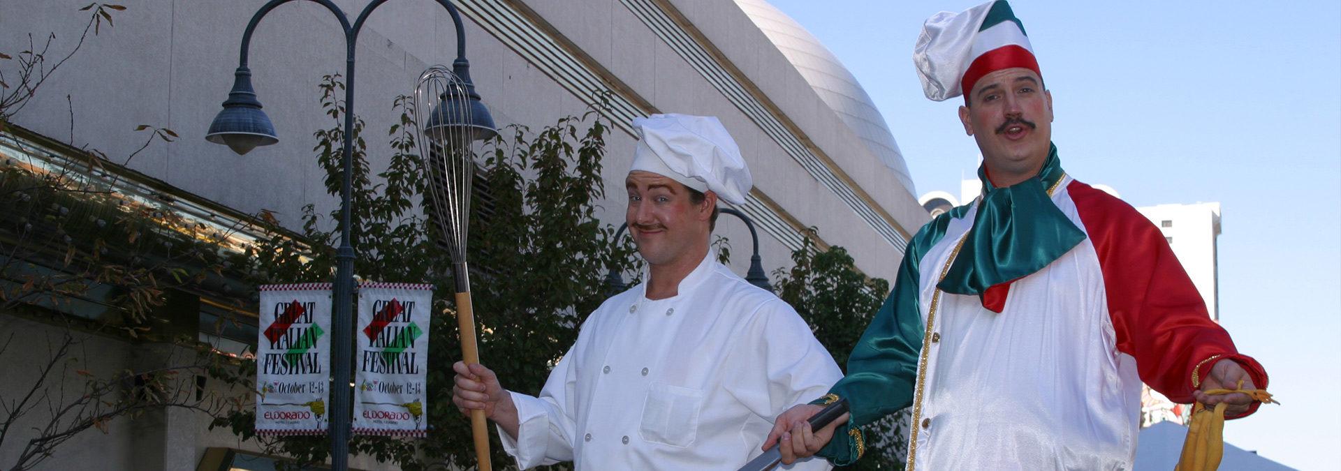 The Eldorado Great Italian Festival & Italian Festival Reno