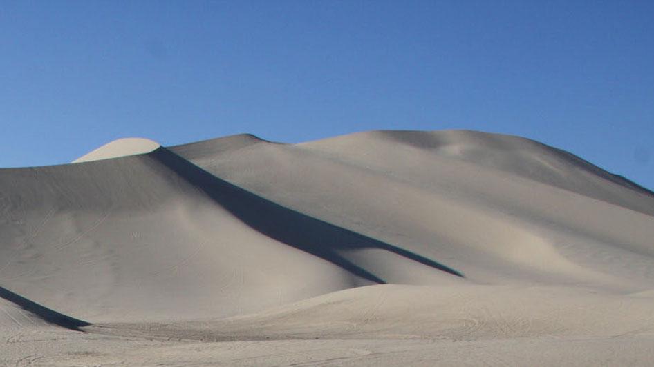 Sand Dunes Fallon Nevada