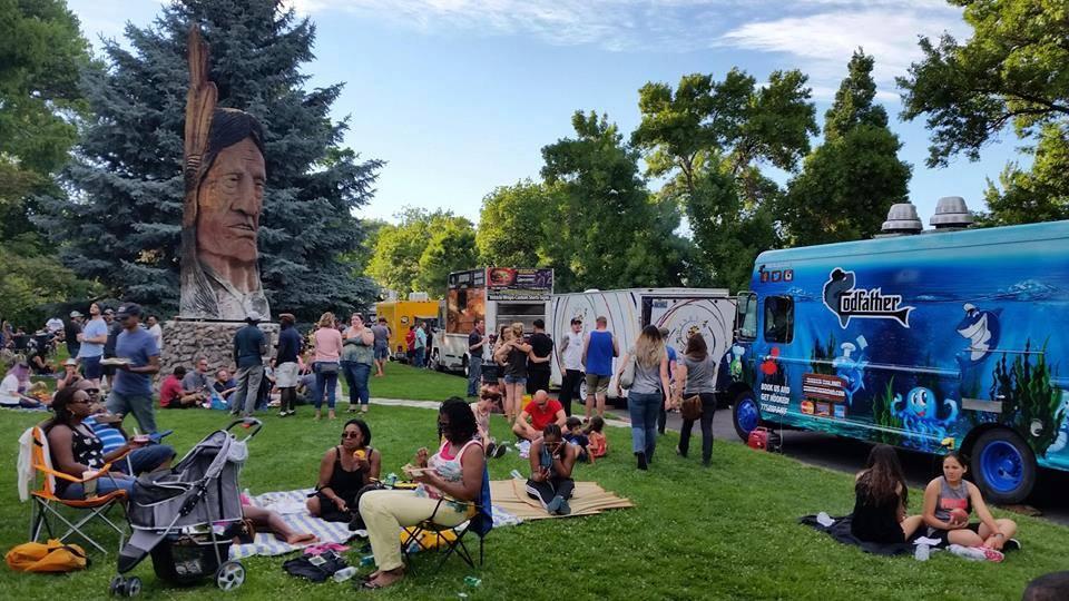 Friday Food Trucks Reno