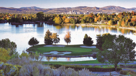 Lakeridge Golf Course