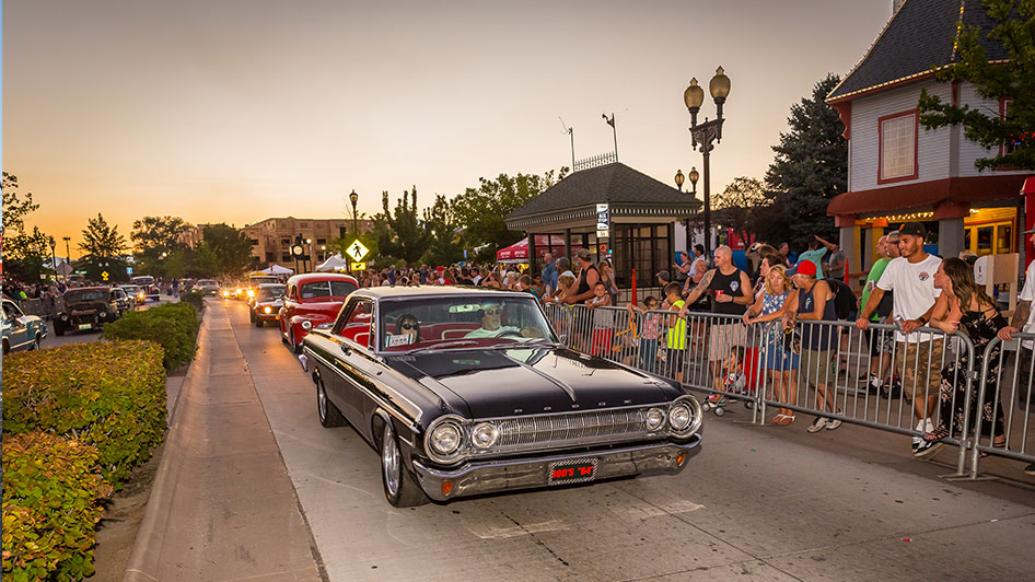 Hot August Nights - Reno nevada car show 2018