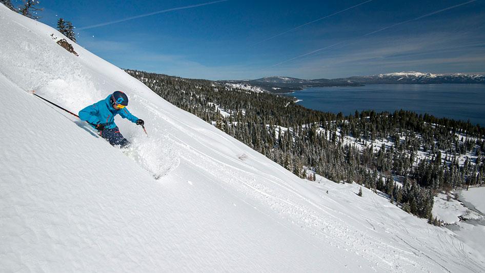 Homewood Ski Resort