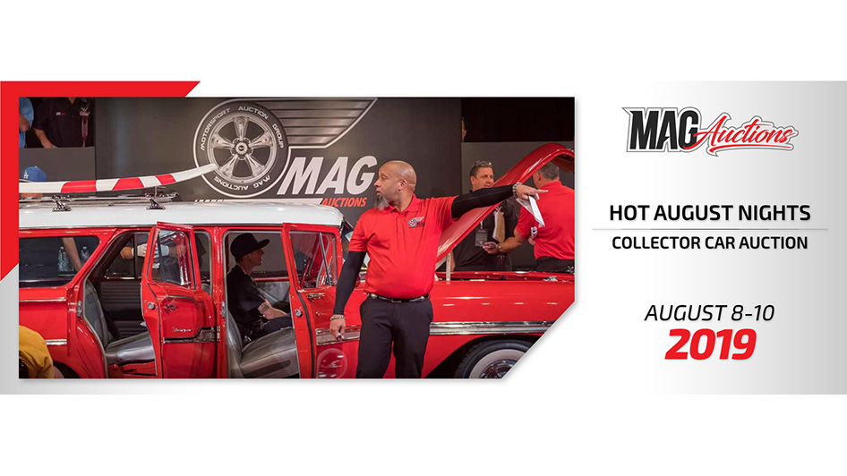MAG Motorsport Auction Group