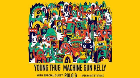 Young Thug and Machine Gun Kelly Reno Events Center-Live Music