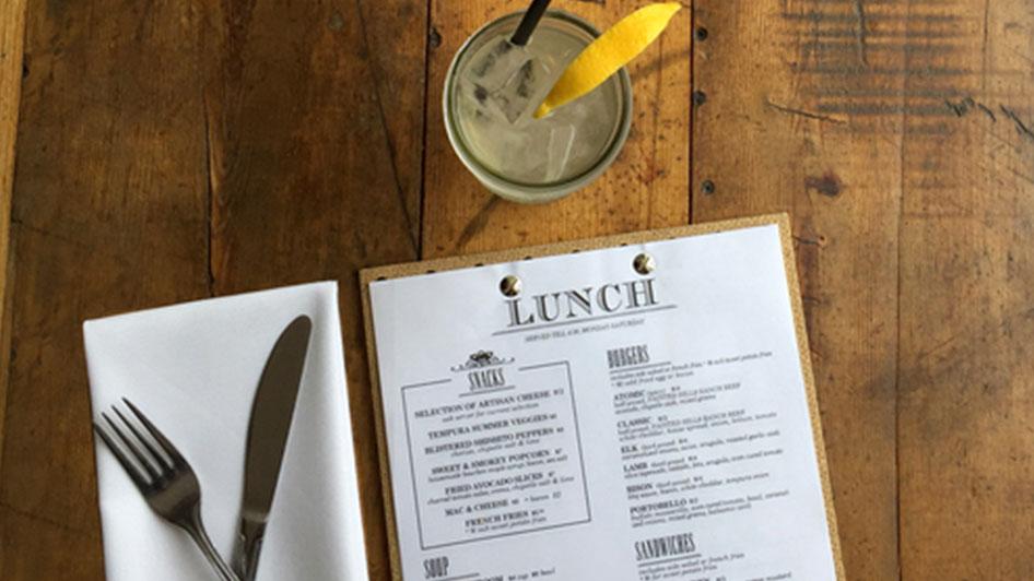 Midtown Eats menu