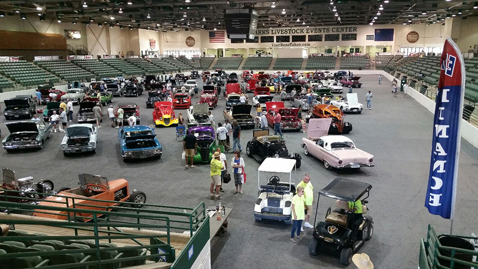 RSLEC Car Show