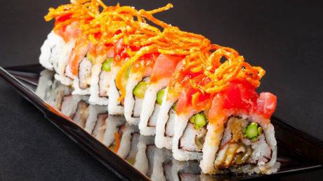 Reef Sushi downtown Reno