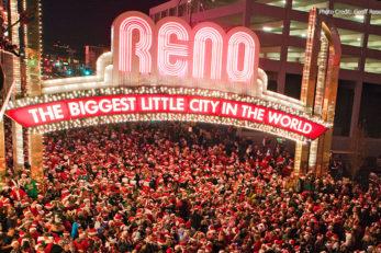 Santa Pub Crawl- Downtown Reno