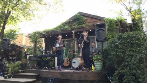 Concert at Sierra Water Gardens