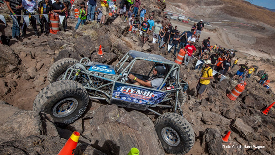 SuperCrawl Rock Crawling