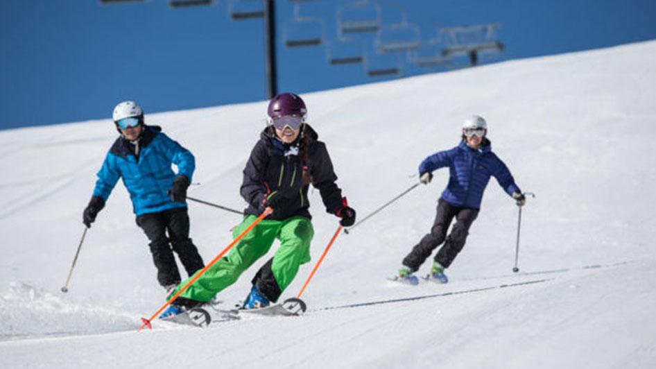 Tahoe Donner Ski Resort