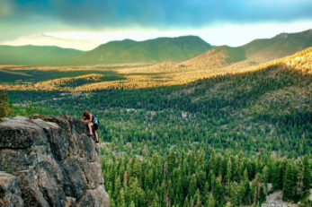 Rock Climbing Reno & Rock Climbing Lake Tahoe