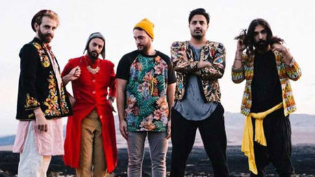 Young the Giant Header Image