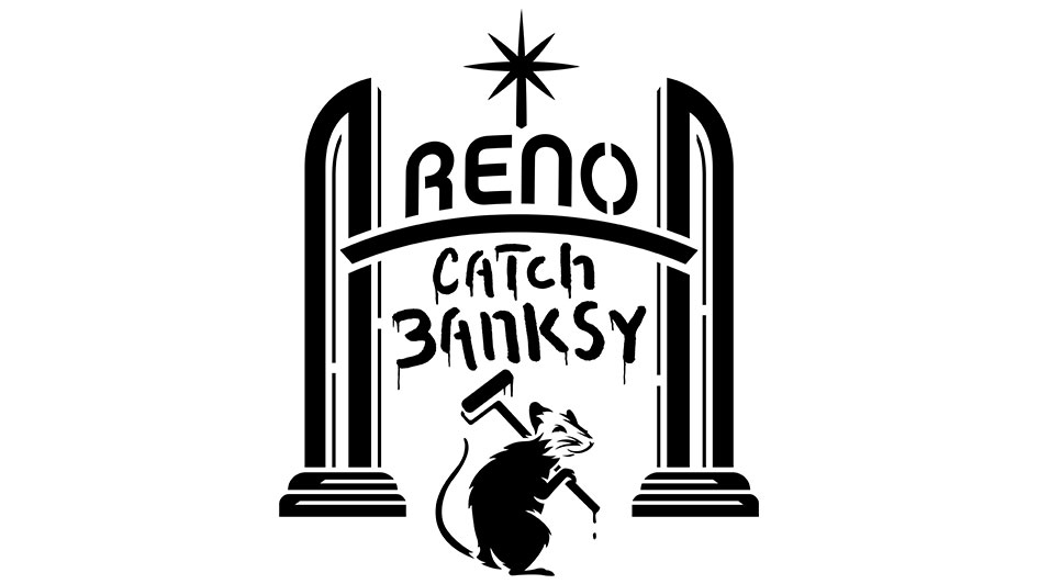 Catch Banksy in Reno