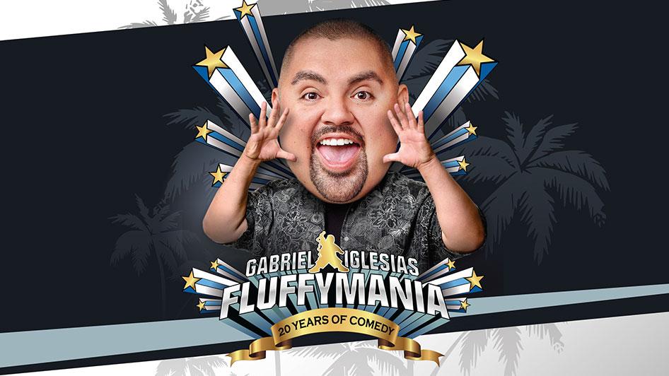 Gabriel Iglesias Fluffymania  Years Of Comedy Tour