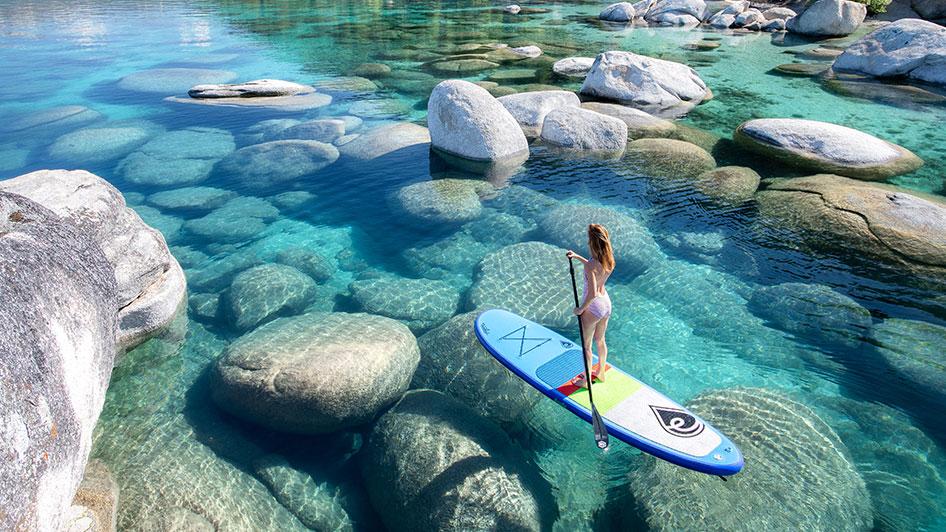 Paddle Board Nevada