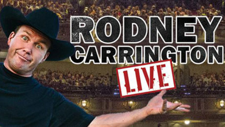 Rodney Carrington at Silver Legacy