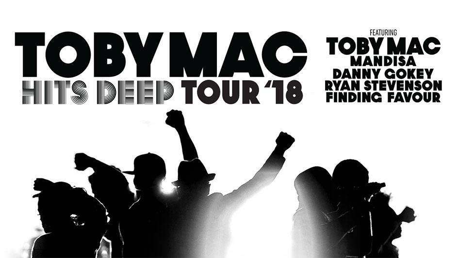 TOBYMAC Hits Deep Tour 2018 Reno Events Center