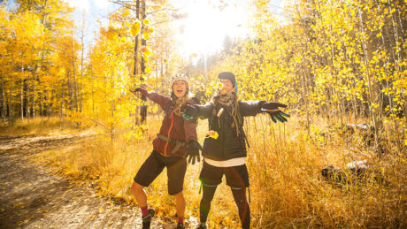 Fall in Reno Tahoe