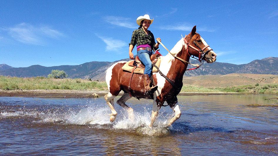 Horseback riding Reno Tahoe