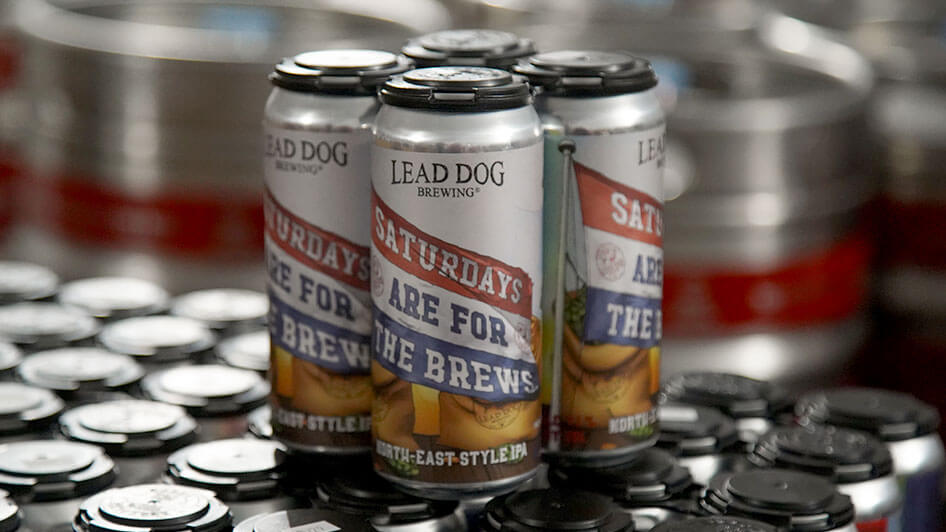 Lead Dog Brewery Reno Sparks