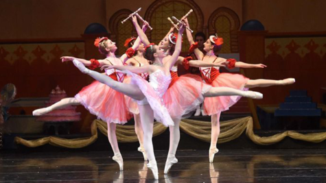AVA Ballet Theater presents The Nutcracker at the Pioneer Center