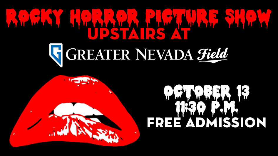 Rocky Horror Picture Show at Greater Nevada Field