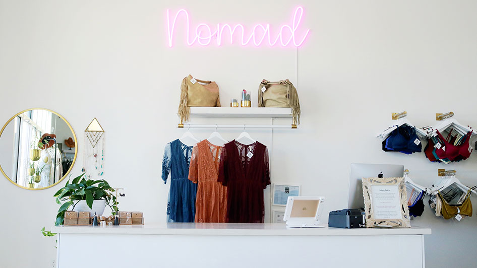 Nomad Local Shopping in Midtown Reno