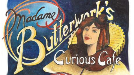 Madame Butterwork's Curious Cafe Circus Circus Reno