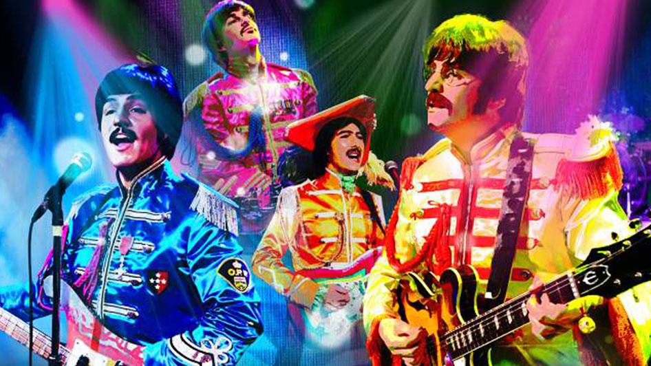 Rain - A Tribute to the Beatles Grand Sierra Resort