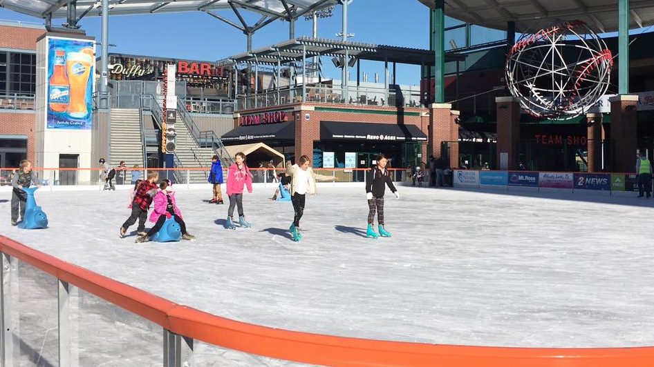 Reno Ice Rink at Greater Nevada Field
