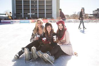 Ice Skating Reno