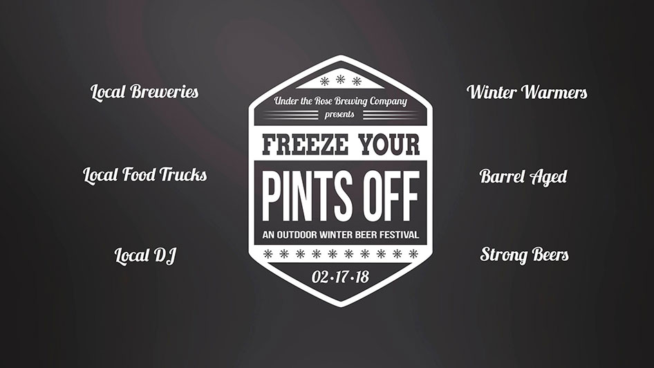 Freeze Your Pints Off 2018
