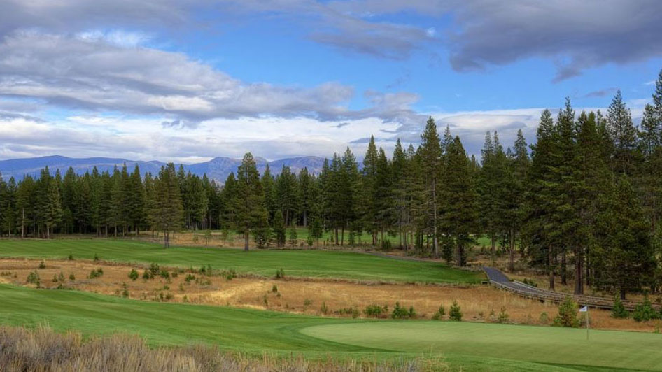 Gray's Crossing Golf Course Truckee