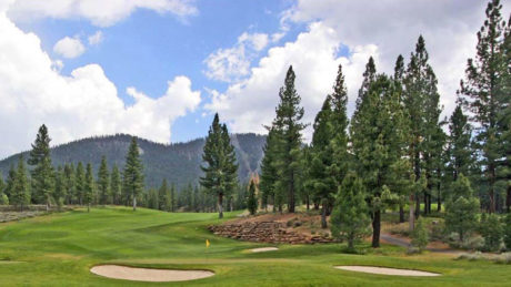 Lahontan Golf Club Truckee