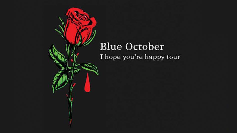 Blue October Cargo Concert Hall Reno