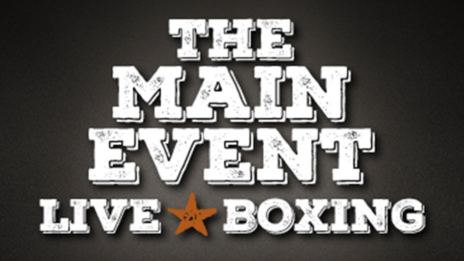 Main Event - Live Boxing