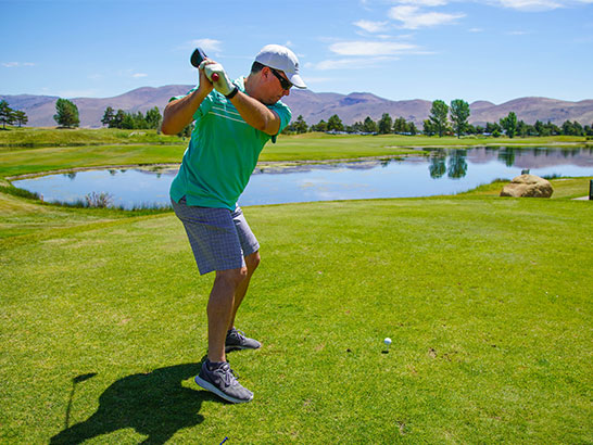 Golf Spring