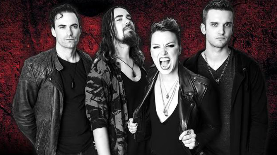 Halestorm and In This Moment Grand Sierra Resort Reno