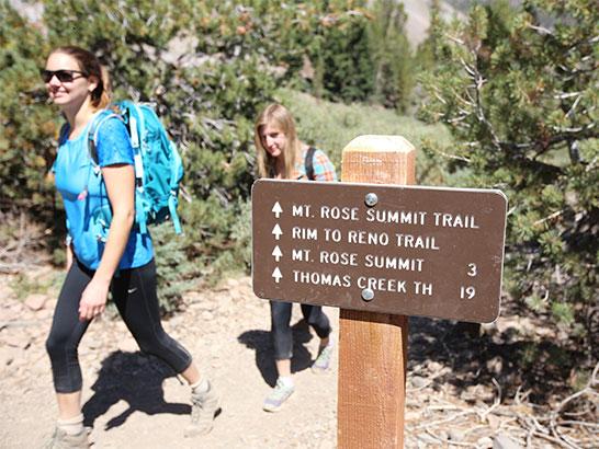 Hiking Weekend Sherpa