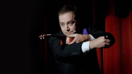 Comedy and Magic with Jacques Simard at Reno Tahoe Comedy