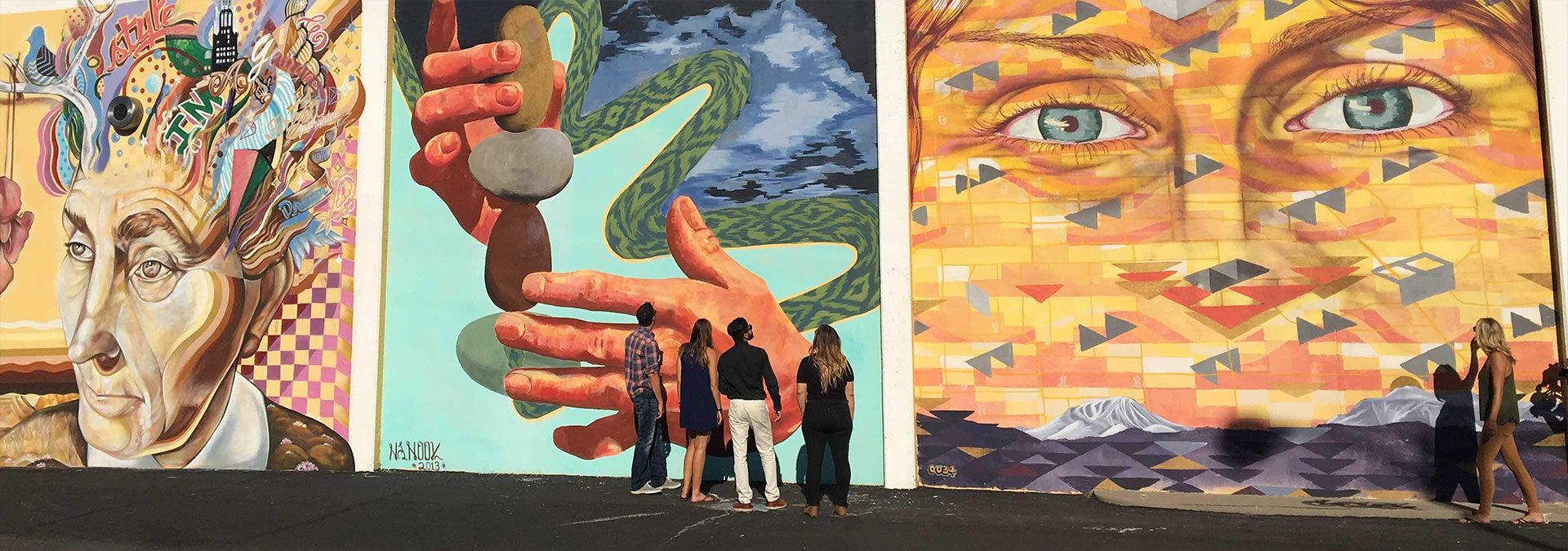 Midtown Mural Tour