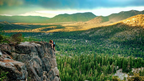 Rock Climbing Reno Tahoe