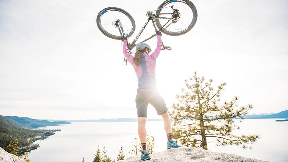 Biking Reno Tahoe