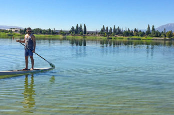 Sparks Marina Stand-up Paddleboarding