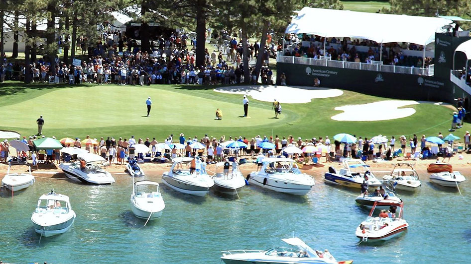 American Century Celebrity Golf Championship | Tahoe South