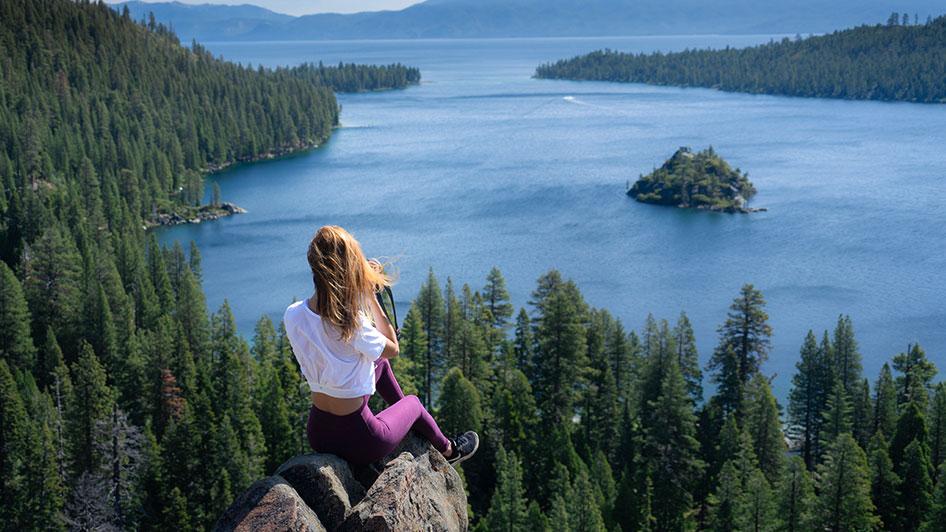 Lake Tahoe Hiking And Hiking In Reno Discover Reno Tahoe